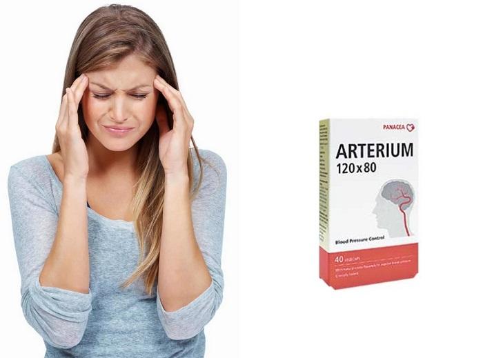 Артереум от гипертонии: убирает головные боли и скачки давления!