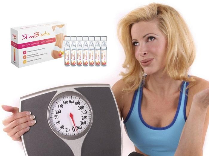 SlimBiotic для похудения: ускорит метаболизм до нормы и поможет сбросить вес в короткие сроки!