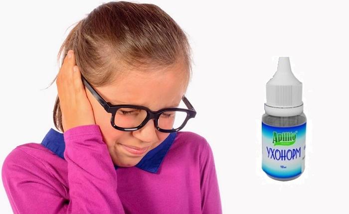 Ухонорм для слуха: остановит прогрессирование ушных болезней!