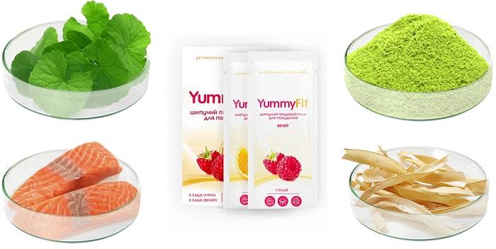 YummyFit для похудения: ускоряет процесс метаболизма и подавляет аппетит!
