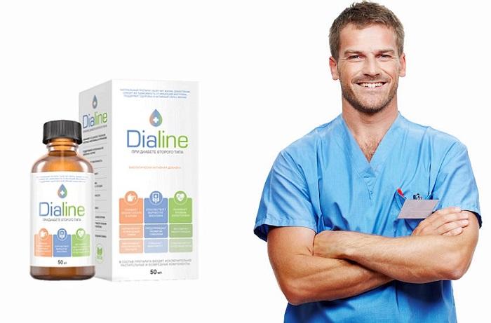 Dialine от диабета: гордость современной фармакологии!