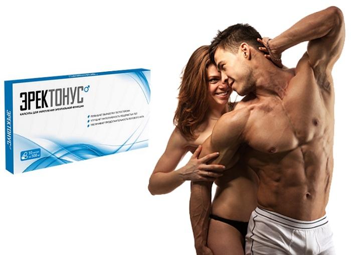 Эректонус для потенции: сделает вашу сексуальную жизнь гораздо более яркой и насыщенной!