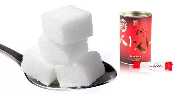 ДжиДжу Сэйсэ ддс корейское средство от диабета: двойной механизм сахароснижающего действия!