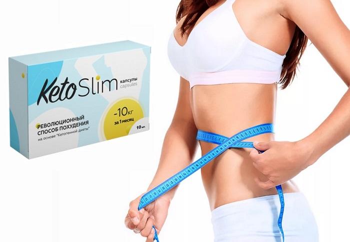 Keto Slim для похудения в Волгограде