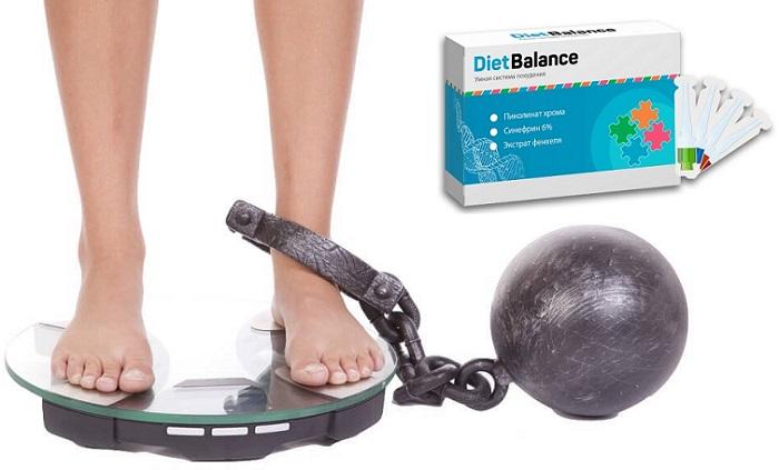 DietBalance для похудения в Броварах
