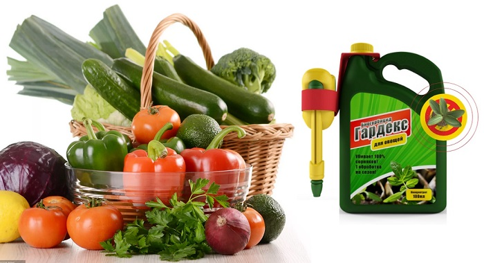 Биогербицид Гардекс защита от сорняков в Пензе