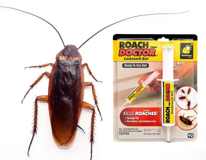 Тараканья приманка Roach Doctor в Красногорске