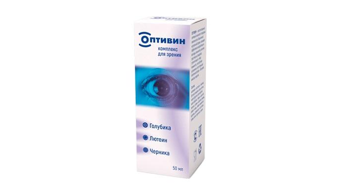 Оптивин для зрения в Щёлково